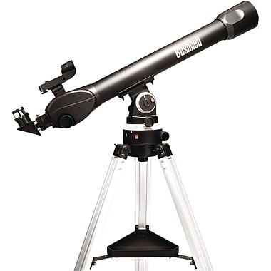 Bushnell® Voyager® Sky Tour™ 800 mm x 60 mm Refractor Telescope
