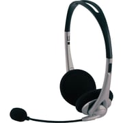 GE VOIP Stereo Headset With Two Adapters (JAS98974)