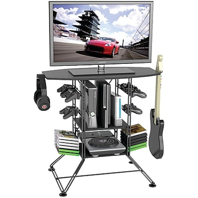 Atlantic Centipede Game Storage and TV Stand