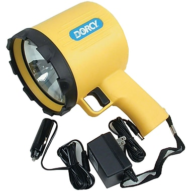 Dorcy® 1 Million Candle Power Rechargeable Spotlight
