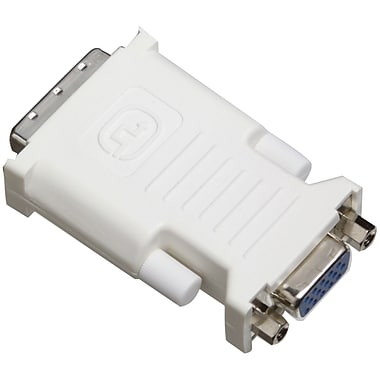 Tripp Lite TRPP120000 DVI-A to VGA Adapter, Black