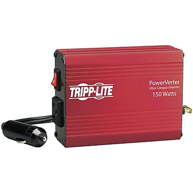 Tripp Lite PowerVerter 150W Ultra-Compact Power Inverter (TRPPV150)