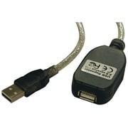 Tripp Lite – Câble de rallonge de 16 pi USB 2.0 mâle vers femelle, noir (TRPU026016)