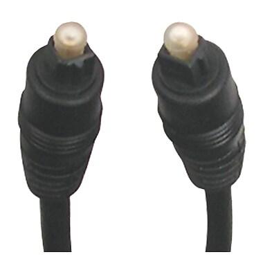 Tripp Lite A102 12' Digital Optical Audio Cable, Black