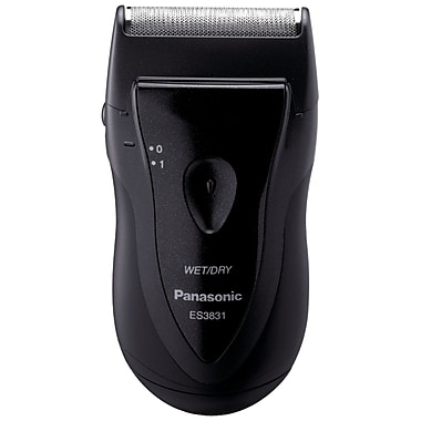 Panasonic® Pro-Curve® 1 Blade Wet/Dry Travel Shaver