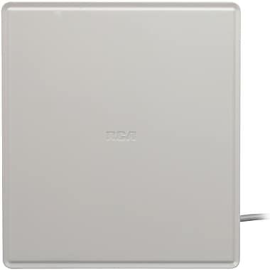RCA Indoor Digital Flat Passive Antenna, White (RCAANT1400)