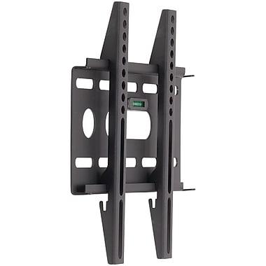 RCA – Panneau de support mince et plat de 15 à 32 po pour téléviseur ACL/DEL jusqu'à 55 lb (RCAMAF15BKR)