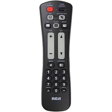 RCA 2-Device Universal Remote (RCARCRH02BR)