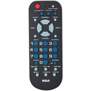 RCA® RCR503BR 3-Device Palm-Sized Universal Remote