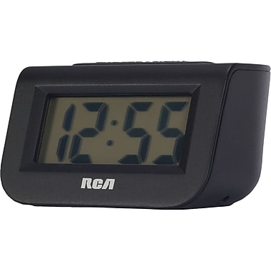 RCA RCD10 Alarm Clock with 1