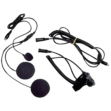 Midland Radio AVPH2 Closed Face Helmet Headset Kit (MDLAVPH2)