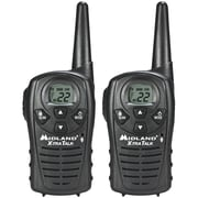 Midland Radio LxT118 Up To 18 Mile Two-Way Radio, 2/Pack (MDLLXT118)