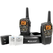 Midland Radio LxT535VP3 Up to 24 Mile Two-Way Radio, 2/Pack (MDLLXT535VP3)