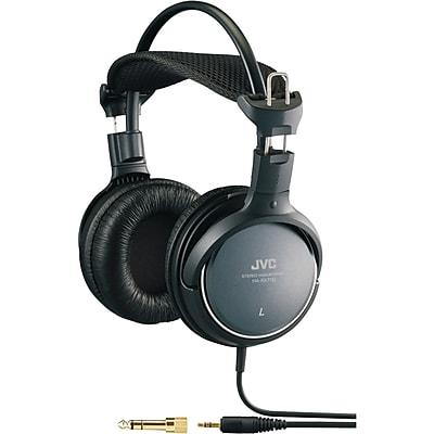 JVC HA-RX700 Over-Ear High-Grade Full-Size Headphone, Black