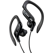 JVC® Sport Style Ear-clip Headphones, Black