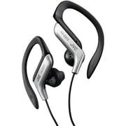 JVC HA-EB75S Stereo Sport Style Ear-clip Headphone, Silver