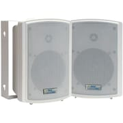 Pyle® PDWR53 Indoor/Outdoor Waterproof Wall Mount Speaker, White