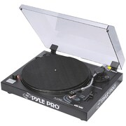 Pyle® Pro PLTTB3U Belt Drive USB Turntable With Digital Recording Software, 33 1/3RPM/45 RPM