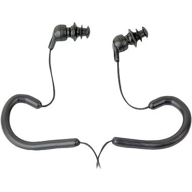 Pyle WPE10B Waterproof Marine Headphone Earbud, Black