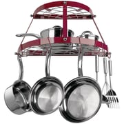 Range Kleen Two Shelf Wall Mount Pot Rack