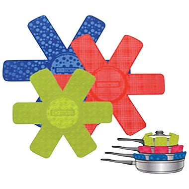 Range Kleen 3 Piece Set Cookware Protectors (RKNCW4000)