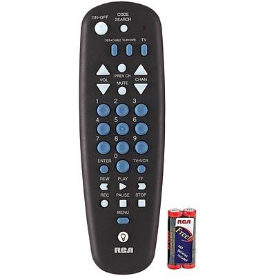 RCA® RCU300TR 3-Device Universal Remote