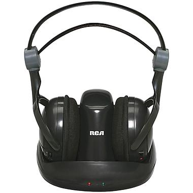 RCA® WHP141 Wireless 900MHz full size headphone