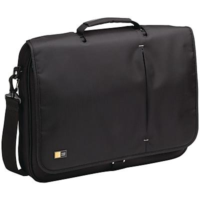 Case Logic® Black Dobby Nylon 17