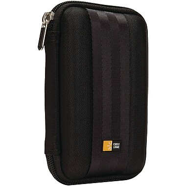 Case Logic® Portable Hard Drive Case (Black)