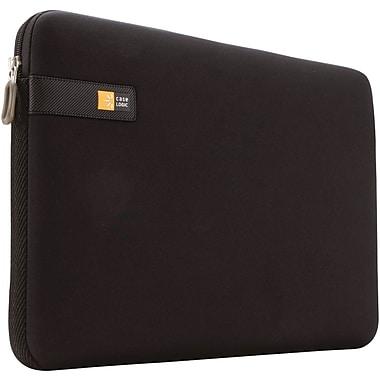 Case Logic – Étui pour ordinateur portatif Chromebooks/Ultrabooks, 10 à 11,6 po, noir (CSLGLAPS111)