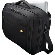 "Case Logic® 16"" Professional Notebook & iPad® Briefcase, Black"