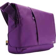 "Case Logic® 11.6"" Netbook Messenger Bag, Gotham Purple"
