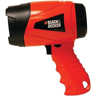 Black & Decker® 10 Hour Ultra Bright LED Alkaline Spotlight