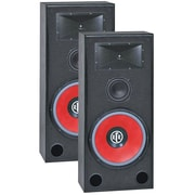 Bic America Eviction Bi-Ampable Floor Speaker With High-efficiency Horn Tweeter