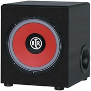 BIC America Eviction Front-Firing Powered Subwoofer (BICRTREV1200)