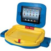 CTA Digital – Étui d'activité pour iPad 2/3/4 d'Apple, bleu/jaune (CTAPADKDC)