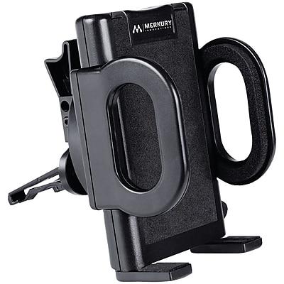 Merkury - Smartphone Air Vent Mount - Black M-UVM110