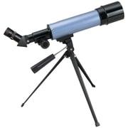 Carson Optical Aim Table-Top Refractor Telescope (CSNMTEL50)