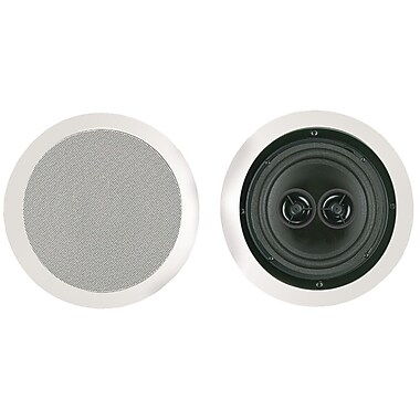 Bic America MSR6D Dual Voice Coil Stereo Ceiling Speaker