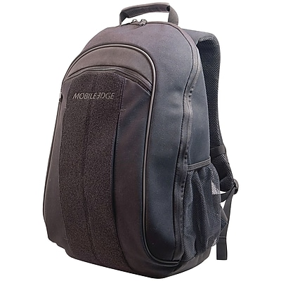 "Mobile Edge Eco Backpack For 17.3"" Laptop, Black"