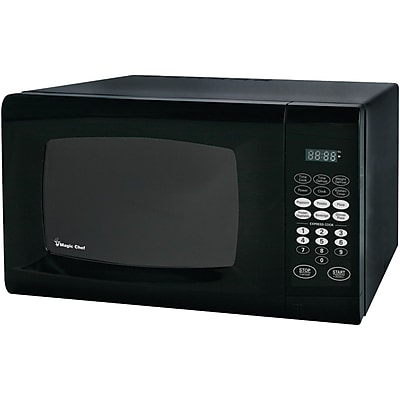 Magic Chef® 900 W Microwave With Digital Touch; Black, 1/EA