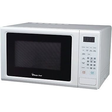 Magic Chef 1000 W Microwave With Digital Touch White 1 Ea
