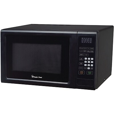 Magic Chef® 1000 W Microwave With Digital Touch; 1.1 Cu. ft.; Black, 1/EA