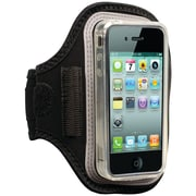iEssentials IPH-NPA-BK Universal Sports Arm Band for Apple iPod/iPhone, Black
