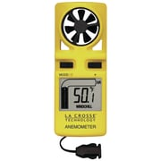 La Crosse Technology® EA-3010U Handheld Anemometer With Neck Strap
