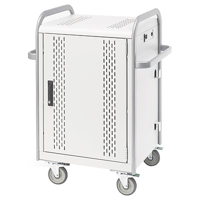 Bretford® 20-Unit MDM Laptop Carts