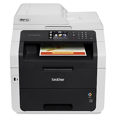 Brother® MFC-9330CDW Color LED Multifunction Printer