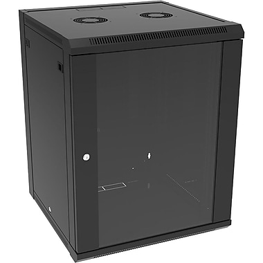 4XEM™ 200lbs. 12U Wall Mount Server Rack Cabinet
