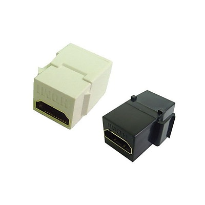 Calrad® HDMI Female to HDMI Female Keystone Insert