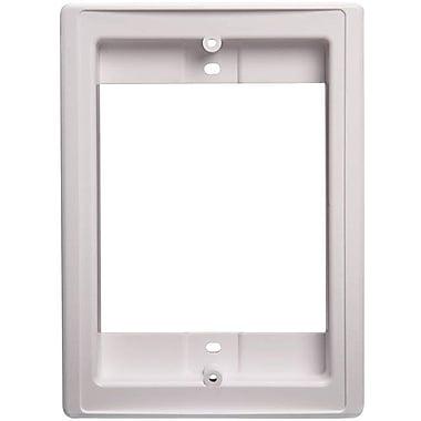 NuTone® NF300DWH Door Speaker Retrofit Faceplate